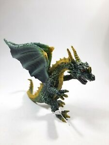 "Dark Dragon 5"" Figure Figurine 2017 Toy Major Trading medieval fantasy green 3+"