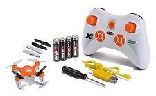 Carson 500507081 X4 Quadcopter NANO 100%RTF(orange)  +Neu+