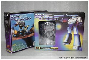 New DX9 Toys War in Pocket X13D Mightron battle damaged Megatron Transform Robot