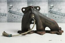 2007-16 GMC Acadia Left LH Exhaust Manifold w/ Cable & Heat Shield 12571100 OEM