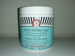 NEW First Aid Beauty Facial Radiance Pads 60 pack