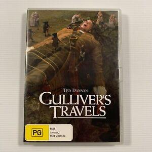 Gullivers Travels (DVD 2006) 1996 movie Ted Danson Region 4