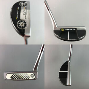 Odyssey Stroke Lab #9 Nine Putter RH 34'' SS Tour Traxion 1.0 Grip (Inc H/Cover)