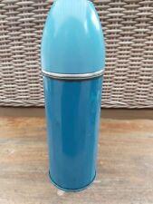 New listingVintage Retro Vacco Thermos Flask Blue