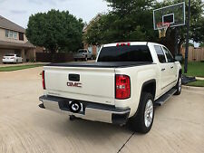 Craftec Covers 2008-UP Silverado/Sierra 8' Long Bed Hatch Style Tonneau Cover