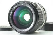 [Exc+++++] Nikon Ai-S Nikkor 28mm f/2 Wide Angle MF Lens From Japan #1142