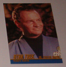 2009 STAR TREK:THE ORIGINAL SERIES JAMES GREGORY AS DR TRISTAN ADAMS #T8
