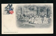 USA  New York SARATOGA Springs Congress Spring Park c1902 u/b PPC
