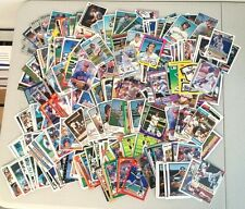 Lot of over 400 TEXAS RANGERS baseball cards - all different years!!