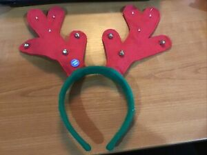 SALE Reindeers Antlers With Flashing Lights