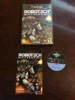 Robotech: Battlecry (Nintendo GameCube, 2002) - COMPLETE