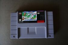 BUGS BUNNY RABBIT RAMPAGE  Vintage Super Nintendo  SNES Tested Work