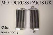 RM125 2003 RADIATORS RADS 03 RM 125 PERFORMANCE RADIATOR MXPUK (036)