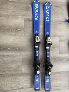 Salomon Race Junior Skis 110cm