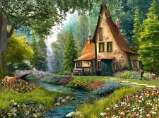 Castorland C-200634 Puzzle 2000 Teile Landhaus Toadstool Cottage
