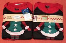Christmas matching family pajamas