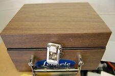Vintage Lederle Thermo-Anemometer  Alnor velocity meter