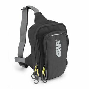 Borsa Borsello da gamba EA113B Givi colore Nero easy bag EASY-T