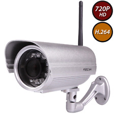 IP CAMERA DA EXTERNAL HD Foscam FI9804W 1 Megapixel hd H.264 Wireless Waterproof