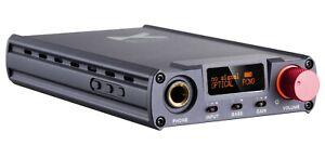 xDuoo XD-05 Basic HiFi Portable Headphone Amplifier USB DAC/AMP 500mW ES9018K2M