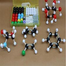 3D Molecular Model Organic Chemistry Atom Molecules Kit School Teaching Tool Z