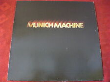 LP Italo Disco MUNICH MACHINE Same OASIS