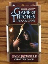 A Game of Thrones LCG: Valar Morghulis Chapter Pack