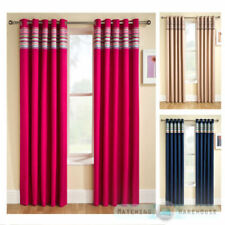 """Contemporary 61"""" - 80"""" Window Curtains"""