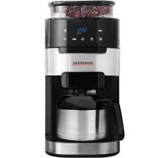 Gastroback Kaffeemaschine Grind & Brew Pro mit intergrierter Kaffeemühle 900 W