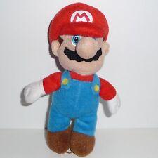 Doudou Peluche Bonhomme Mario