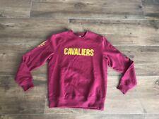 New Era Cleveland Cavaliers Hoody SWEAT SHIRT Sweatshirt Gr M Neu