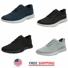 Men's Fashion Sneakers  Comfort Lace Up Walking Shoes Casual Fashion Sneakers