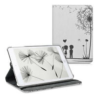 kwmobile 360° Schutz Hülle für Apple iPad Mini 2 Retina Mini 3 Kunstleder Love