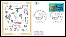 France (Ecole des Langues Oriental) 1995 -  FDC