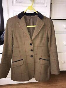 """tweed jacket 30"""""""