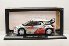 CITROEN DS3 WRC PORTUGAL 2012 #7 NOREV 1/18 NEUVE EN BOITE