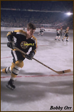 4x6 UNSIGNED PHOTO PRINT OF Bobby Orr Boston Bruins
