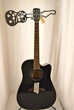 #3327 Alvarez AD60SC-BK Acoustic Guitar Parts Project U-Fix Level 4 Guitarbage