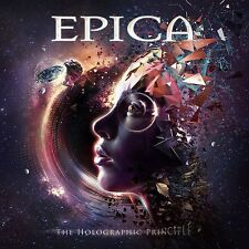 The Holographic Principle EPICA 3 cd set SUPER LIMITED EDITION