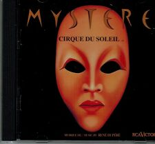 CIRQUE DU SOLEIL - MYSTERE - RENE DUPERE - MINT CD