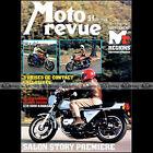 MOTO REVUE N°2335 SUZUKI GS 1000, KAWASAKI Z 1000 Z1R, YAMAHA XS 1100 SALON '77