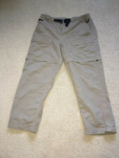 North Face Zip Off Pants Large Short