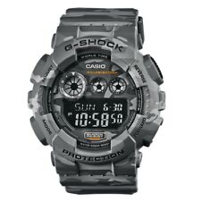 Casio G-Shock GD-120CM-8 Black and Grey Camouflage Men's Digital Sports Watch