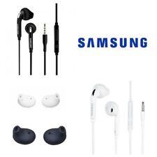 Cuffie Auricolari Originali Samsung Jack 3.5 Stereo Microfono EO-EG920BB EG920BW