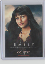 THE TWILIGHT SAGA ECLIPSE TRADING CARD Tinsel Korey as Emily #104