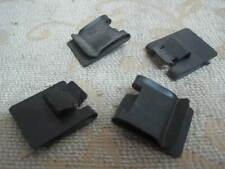 4 NOS FORD SUMP SHIELD CLIPS ESCORT CAPRI GRANADA CORTINA TRANSIT Mk1 Mk2 Mk3