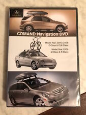Mercedes Benz Navi USA Canada DVD COMAND 2005 2006 BQ 6 46 0213 - A169 827 30 59