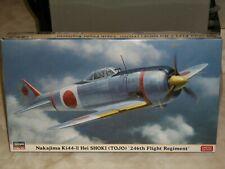 Hasegawa 1/48 Nakajima Ki44-II Hei (Tojo) '246th Flight Regiment' - Limited Ed.