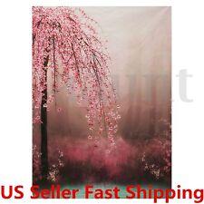 Romantic Wedding Background Photo Props Flower Photography Backdrops Vinyl 5x7FT
