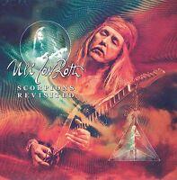 ULI JON ROTH - SCORPIONS REVISITED 2 CD NEU